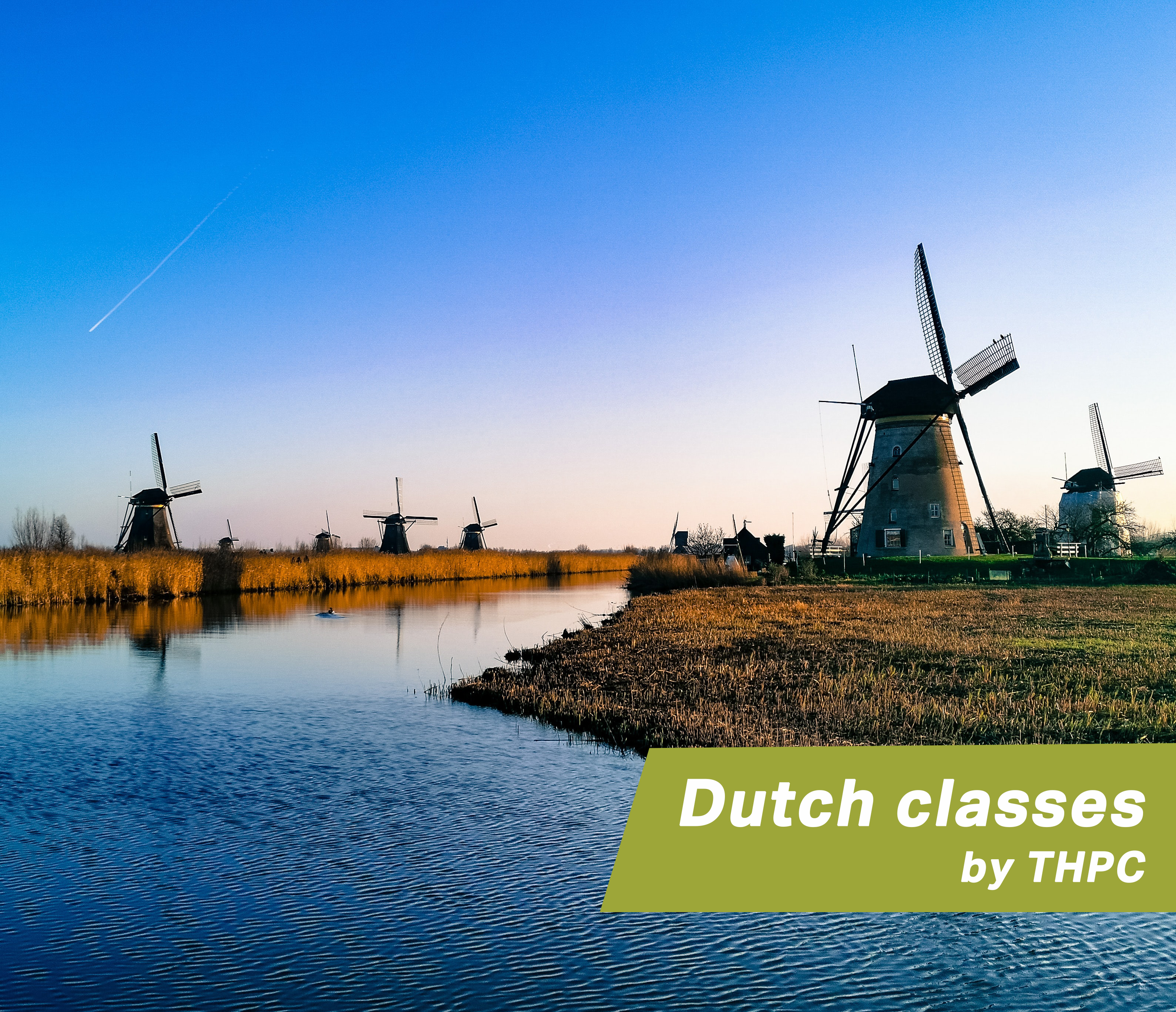 Dutch classes by THPC